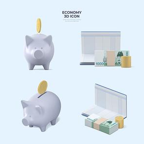 금융 아이콘 003