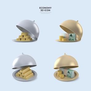 금융 아이콘 020