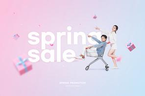 봄 쇼핑 009