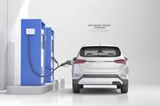 친환경 에너지 수소차 충전소  001