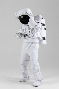 우주생활 - 디제잉을 하는 신나는 우주인