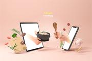 온택트 요리 배우기