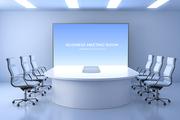 화면으로 모이는 온택트 비즈니스 화상 회의공간
