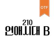 210 연애시대 OTF B
