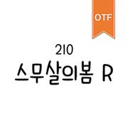 210 스무살의봄 OTF R