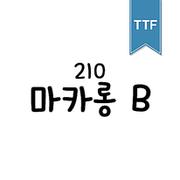 210 마카롱 TTF B