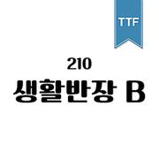 210 생활반장 TTF B