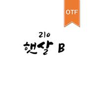 210 햇살 OTF B