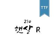 210 햇살 TTF R