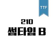 210 썸타임 TTF B
