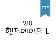 210 핸드메이드 TTF L