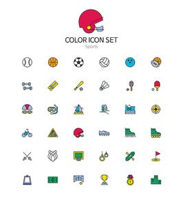 coloricon_sports