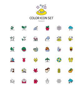 coloricon_season