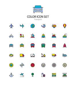 coloricon_transport