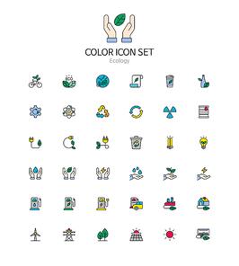coloricon_ecology