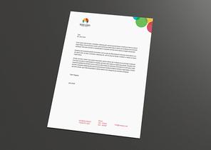 보고서 디자인