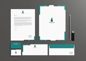 서류 패키지 디자인