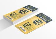 티켓 디자인