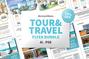 여행 홍보 디자인