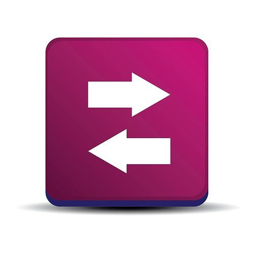 bi-directional arrows icon