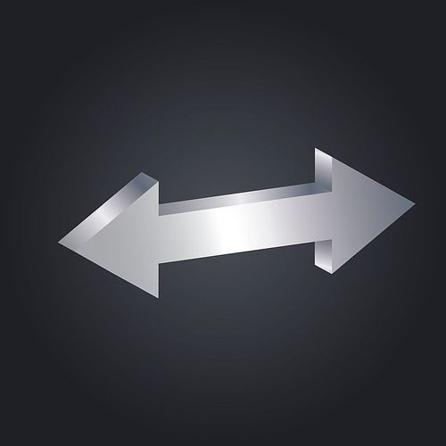 bi directional arrow