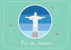 christ of redeemer statue in rio de janeiro