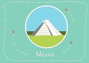 aztec temple in mexico