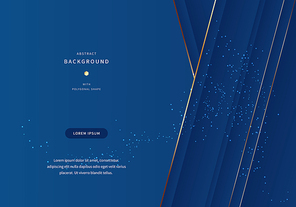 abstract background of classic blue concept 06