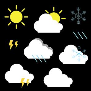 날씨 픽토그램